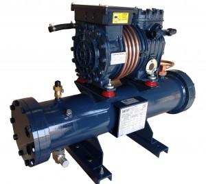 unidad condensadora agua
