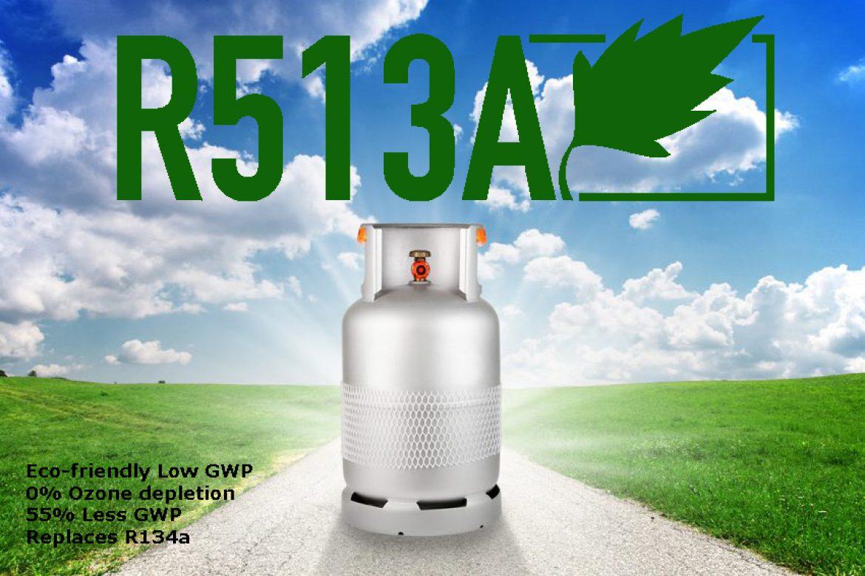 Rendimientos R-513A